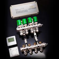 China Customized Manifold For Heating System Intelligent Temperatyre Control on sale