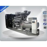 Best Projects Used Mega Diesel Genset / 1800 rpm Mitsubishi Engine Generator Set for Standby Power wholesale