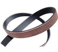 Best rubber flat belts wholesale