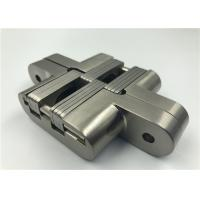 China Ultra Quiet Chrome Piano Hinge , SOSS 208 Hinge Wear Resistant on sale
