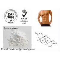 Best High Purity Mestanolone White Powder Muscle Building Anabolic Steroid CAS 521-11-9 wholesale