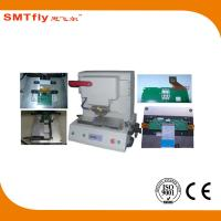 China Thermode Pulse Heat Hot Bar Solderig Machine For Flex Circuit Boards To LCD on sale