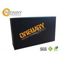 China Products Recycled Cardboard Shoe Boxes , Paper Gift Box For Shoe Storage on sale