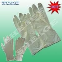 Best Disposable Latex Gloves, Natural Rubber Latex Gloves, Latex Glove, SFD-B201 wholesale