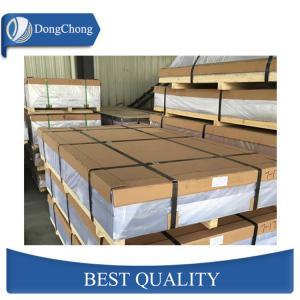 Best CC Thin 3003 Aluminum Plate Good Mechanical Properties For Oil Tanker wholesale