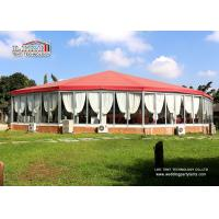 Best Sport Dome Tents For Sporting Events , Garden Wedding Tent UV Resistant wholesale