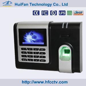 Best Hot Fingerprint Time Recorder, Punch Card Machine (HF-X628) wholesale