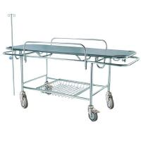 China Safety Hospital Emergency Ambulance Stretcher Bed As First Aid Devices on sale