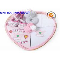 Best Customized Baby Clothes Gift Set Total 7 Packs With 100% Cotton Material wholesale