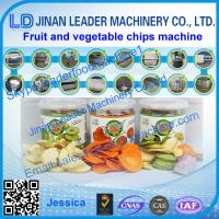 Best fruit and vegetable process line ,Chinese Watermelon Chips processing line wholesale