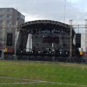 Best Portable Aluminum Stage Truss Display Stage Lighting Truss wholesale