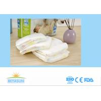 Best Velcro Tape Happy Nappy Disposable Baby Diapers Size 3 Soft Breathable Topsheet wholesale