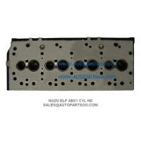 China Isuzu ELF Automotive Cylinder Heads 250 4BD1 Cylinder Head Tapa De Cilindro 8-97141-821-1 8-97141-821-2 on sale