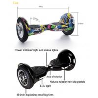 Best 36V 4.4Ah Self Balancing Electric Scooter , 2 Wheel Self Balancing Electric Vehicle wholesale