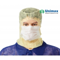 China ISO PP Astronaut UNIMAX Medical Bouffant Caps on sale