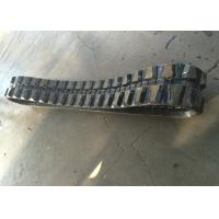 Best Rubber Replacement Kubota Excavator Tracks 260mm Width With Less Noise wholesale