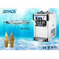 Best Commercial Table Top Ice Cream Machine , Soft Serve Ice Cream Equipment wholesale