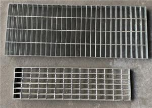 China Stainless Steel Walkway Grating Cover Floor Drain Grating Cover 25mm X 5 Mm on sale