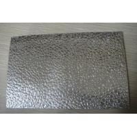 Best Aluminum Embossed Sheet 1070 /1060 / 3003 / H14 With 0.30~6.0mm Thickness wholesale