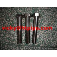 Best DuplexS32750. S32760. S31803 stainless steel hex bolts and nuts washer 1.4462 . 1.4501. 1. wholesale