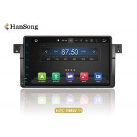 Best BMW E46 B Android Head Unit  Entertainment  System Professional Android OS 8x wholesale