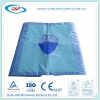 Disdposable hip surgical dressing kits, in single use with good pack