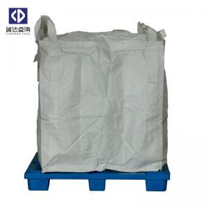 Best Custom 1 Ton Jumbo Bag , FIBCPolypropylene Jumbo Bags For Cement Fertilizer wholesale