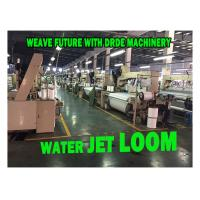 Dobby Weaving Water Jet Loom Weaving Machine 7.5 Feet Wide Application