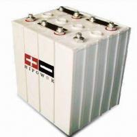 Best 12V 100Ah LiFePO4 Battery with High Power Density and Discharge Depth, No Memory Effect wholesale