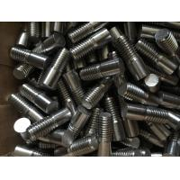 Best Stainless Steel 316Ti UNS S31635 1.4571 Hex Bolt Stud Bolt Thread Rod wholesale