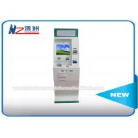 15 Inch Self service Bill Payment Kiosk For Mobile / Telecom / Power company