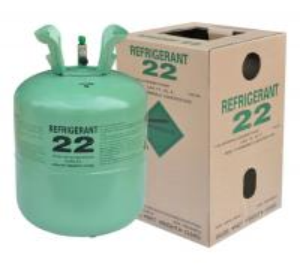 R22 refrigerant gas 99.9% purity, 30LB/50LB