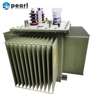 Best High Power Liquid Immersed Transformer / Encapsulated Three Phase Power Transformer wholesale