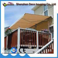 Best Balcony arm retractable awning/patio awning/motorized awning/terrace retractable awning wholesale