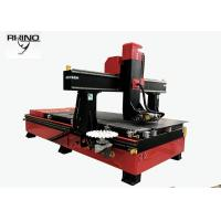 Cheap Industrial CNC Router Table 18 Degrees Tilting ATC Spindle Type For Wood / Foam Mold for sale