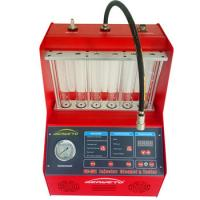 Best Ultrasonic Fuel Injector Cleaning Machine 230W 60*60*42cm CE New Arrival wholesale