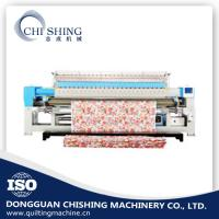 Best Mattress Single Needle Quilting Machine , Industrial Embroidery Machines 3.2 Meters wholesale