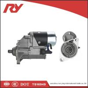 Best Toyota Road Roller Engine parts 24V Nippondenso Starter Motor 028000-8070 W04D wholesale