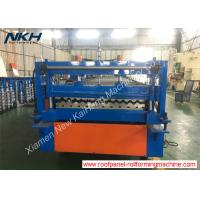 Best Spandeck Roof Forming Machine, Malaysia/ Indonesia popular size, high precision cut to length control wholesale