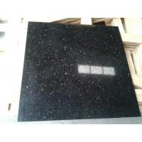 Best Star Black Galaxy Granite Counter Top,Vanity Tops,Black Galaxy Granite Tiles,Imported Granite Tile wholesale
