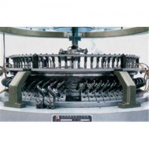 China Pattern Wheel Jacquard Single Jersey Knitting Machine on sale