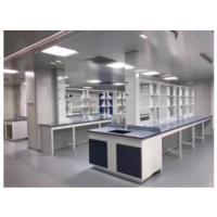 China 8 Years Factory Chemistry Laboratory Work Table With Storage on sale