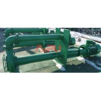 China Drilling Mud Transfer Vertical Design Submersible Slurry Pump on sale
