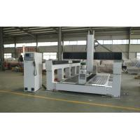 Best Plywood / PE / Foam 5 Axis CNC Router Machine With Economic 5 Axis Head wholesale