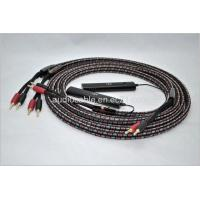 Best Audioquest Rockefeller Speaker Cable with 72V DBS Pair New wholesale