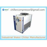 Best 0C/-5C/-10C 3HP Scroll Air Cooled Type Glycol Chiller Brewery for USA with 1phase/220v/60hz wholesale