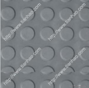Best Low Round Dots  Rubber Sheet/moulded Rubber Sheets/ Rubber Mats wholesale