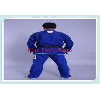 Best bjj gi gi jiu jitsu gi  uniform blue bjj gi wholesale