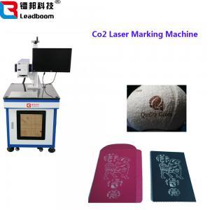 China Metal Marking Equipment , Acrylic Laser Cutting Machine For Organic Glass on sale