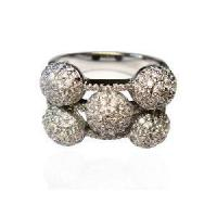 Best 925 Sterling Silver Fashion Jewelry Ring (SZR028) wholesale